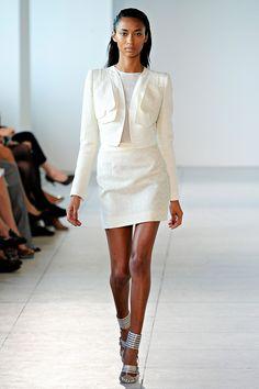 Antonio Berardi Spring 2012 – Vogue Anais Mali