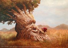 The Gift by `imaginism on deviantART