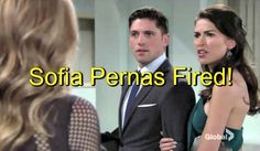 The Young And The Restless Yr Spoilers Sofia Pernas Fired As Marisa