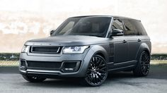 RS-650 LAND ROVER RANGE ROVER - 5.0 SUPERCHARGED