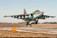 Photos: Sukhoi Su-25 Aircraft Pictures | Airliners.net...The Russian Warthog