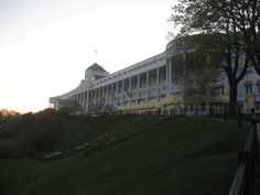 Grand Hotel, Mackinaw City, MI