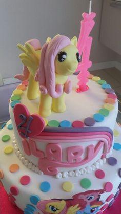 Topper my little pony fluttershine