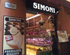 """""""As melhores delis para compras em Bolonha"""" by @almostlocals"""