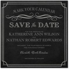 All New #wedding Invitations U0026 Save The Dates! Browse Digital Our Wedding