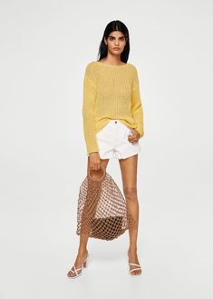 Shorts for Damer | MANGO Norge