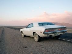 "Dodge Challenger ""Vanishing Point"" 1970 - Muscle car"