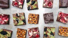 Brownies 4 ways