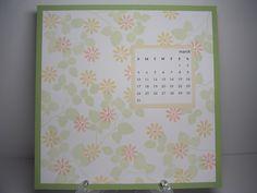Calendar Page - bjl