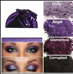 Get this Elder look and fabulous lashes here: ELDER PANTHERS Get fabulous lashes here Younique by Michelle Bunton https://www.youniqueproducts.com/MichelleBunton/business