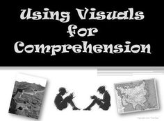Using Visuals for Comprehension Reading Strategy PowerPoint $