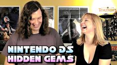 Kinsey is back to finish our Nintendo DS Hidden Gems series with 8 more great games PLUS Honorable Mentions and some embarrassing Outtakes!