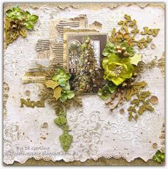 2 Crafty Chipboard : A Mixed Bag of InspirationPLUS A VIDEO TUTORIALBy Di Garling