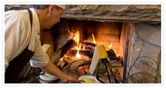 Deer Valley's Fireside dining