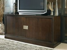 Century Furniture Living Room Entertainment Console
