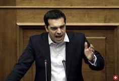 Der griechische Ministerpräsident Alexis Tsipras: What a fool!