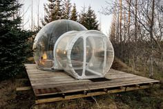 Northern Lights Bubble Hotel | HiConsumption