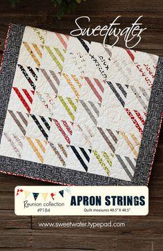 Apron Strings Download Pattern by sweetwaterscrapbook