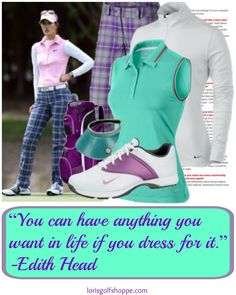 Ha! Couldn't agree more! :) #golf #ootd #fashion #lorisgolfshoppe
