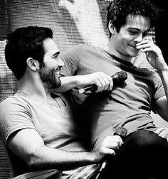 My favorite picture of Sterek together
