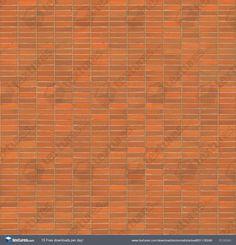 Textures.com - BrickSmallStacked0011 DEMASIADO ROJA Textures, Brunettes, Red