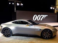 Aston Martin's Robocar: Stirring, Not Shaken - IEEE Spectrum