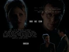 I cannot watch this ending and not cry. It's my favorite Giles/Buffy moment.