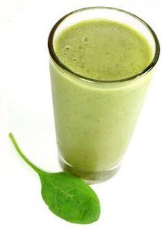 Sinds kort ontdekt: Heerlijke groene smoothierecepten | Miss Natural Lifestyle  Vooral verse spinazie met blauwe bessen is een aanrader en gezond!