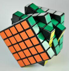 cubo rubik shengshou 5x5 speedcube