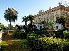 Villa Valguarnera Villafranca, the villa that inspired D&G