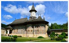 The Painted Monasteries of Bucovina, Romania Beauty Around The World, Around The Worlds, Central And Eastern Europe, Travel And Tourism, World Heritage Sites, Romania, Adventure Travel, Places To See, Tours