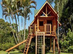 Casa na árvore: projetos que vão reviver esse sonho de infância