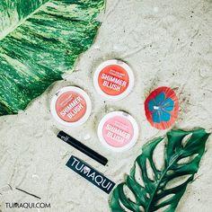 Cuántas de ustedes quieren convertir este martes en un día de playa? _ #tumaqui #summer #makeup