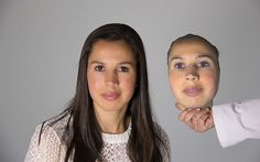"""These 3D Printed Face Models Will Let You """"Try On"""" Plastic Surgery So You Can See What It Looks Like"""