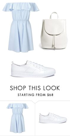 """""""Untitled #8"""" by stogtman on Polyvore featuring Miss Selfridge, Opening Ceremony and Everlane"""