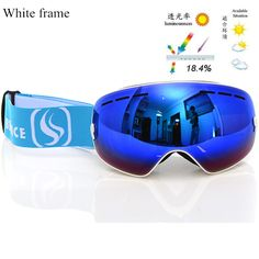 Sports & Entertainment Aggressive Professional Unisex Ski Goggles Adult Kids Big Mask Ski Mask Glasses Men Women Riding Climbing Hiking Snow Skiing Eyewear