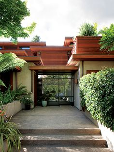 Dramatic renovation creates a welcoming home by Architect Chris Deam