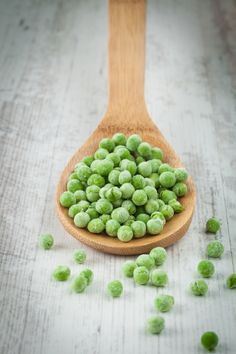 "500px / Photo ""Frozen green peas"" by Sabino Parente"