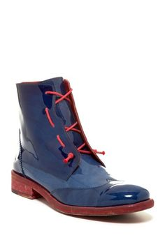 Bed|Stu Verdura Lace-Up Boot by Assorted on @HauteLook