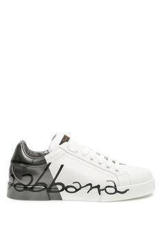 0cda948b37a DOLCE   GABBANA DOLCE   GABBANA PORTOFINO SNEAKERS.  dolcegabbana  shoes