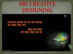 PPT - SRI Creative Designing PowerPoint Presentation