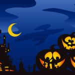 Funny Happy Halloween Party Wallpapers
