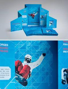 Diseño del folleto: 25 consejos para crear materiales de marketing que venden - Escuela de Diseño
