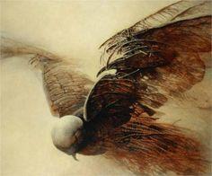 Zdislav Beksinski (1929 - 2005) | Untitled