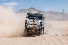 GINAF rallypower Jan Lammers Dakar 2016