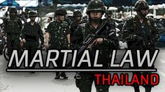 THAI COUP: Sneak peek of Military Overthrow in the United States