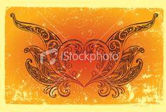 baroque heart