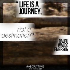 #RalphWaldoEmerson #Quotes #AboutTime