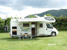 Location loue camping-car à l'année à Charavines (38850). Marque CITRÖEN/JUMPER année 2009 36000km  diesel 2,2 litres #campingcar #consocollab #ecocollab