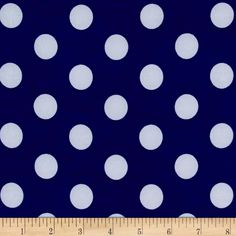 This stretch polyester jersey knit fabric has a smooth hand and a four-way stretch with 50% stretch across the grain and 20% vertical stretch. This versatile fabric is perfect for creating stylish tops, tanks, gathered skirts and fuller dresses with a lining. Colors include blue and white.